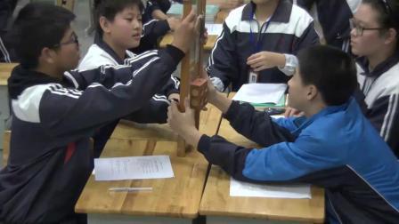 华师大版科学九上5.3《功与机械效率》课堂教学视频实录-毛优波