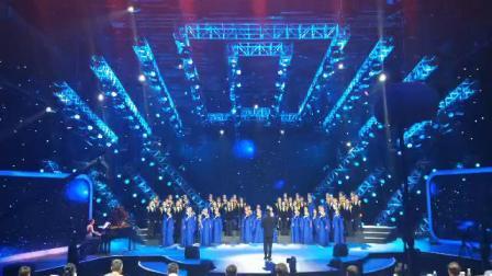 2018年贵州师范大学博衍合唱团代表省教育工委参加多彩贵州决赛《奋斗的时代在一起》
