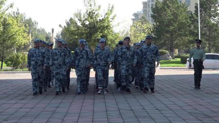 SHZG2018军训片段2