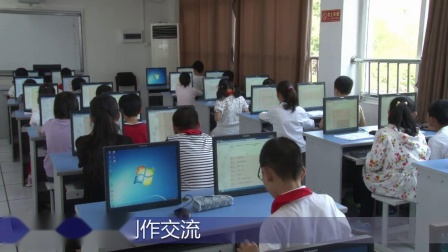浙江攝影版信息技術三上第三單元《計算機小作家》課堂教學視頻實錄-沈斌帥