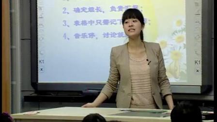 浙教版品德與社會六上第三單元第1課《誰是最值得尊敬的人》課堂教學視頻實錄-張玲玲