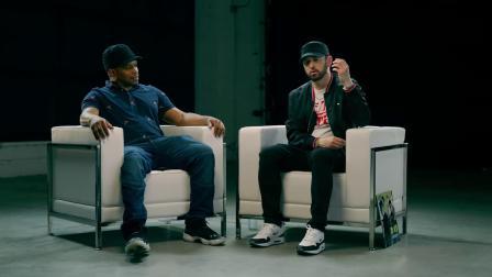 【Dj电音吧】Eminem x Sway - The Kamikaze Interview (Part 1)