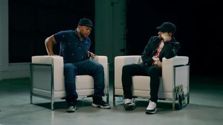 【Dj电音吧】Eminem x Sway - The Kamikaze Interview (Part 2)