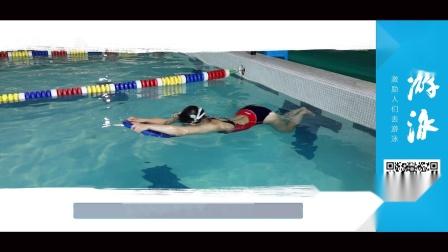 2.5 自由泳打腿 扶板打腿