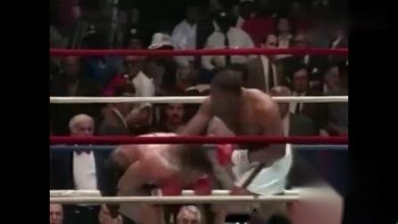 """我在32年前的今天, 泰森""""神摇闪""""连续躲过对手近10拳, 一拳将其KO!截取了一段小视频"""