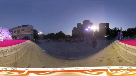 青岛梦圆艺术之夜水清沟社区纳凉晚会20180908_183115_008