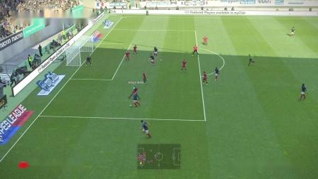 ps4实况足球2019欧洲杯法国VS葡萄牙(半决赛)