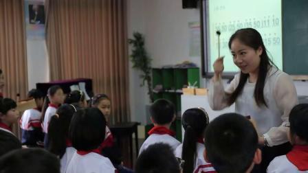 人音版五上《踏雪尋梅》課堂教學視頻實錄-施旭霞