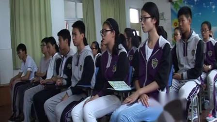 人音版八上第1单元第8课欣赏《老鼠娶亲》课堂教学视频实录-胡琼
