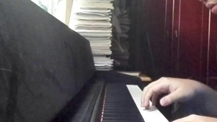 电钢琴即兴演奏《明天会更好》