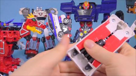 CarBot 스타렉스 댄디 구급차,  카봇 변신 장난감
