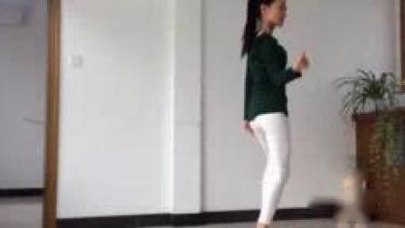 我在新生代广场舞--《让爱领舞》广场舞蹈视频大全2015截了一段小视频