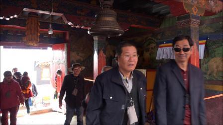 圆梦之旅 穿越318(23)——扎什伦布寺
