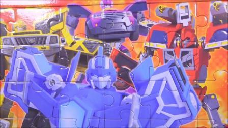 타요 미니퍼즐 MiniForce Tayo Pororo Tobot Puzzles