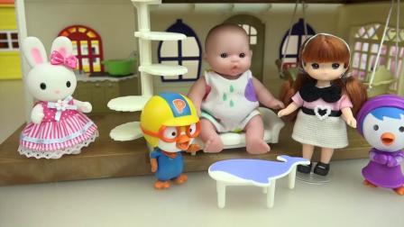 Baby doll car a