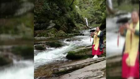天书峡逍遥游!天书峽位于大巴山的化龙山西北坡平利县的八仙镇附
