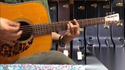 吉他扫弦难度大挑战 你会了吗?
