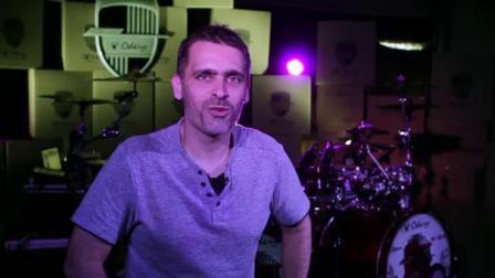 25 anos Odery Drums Fabiano Manhas