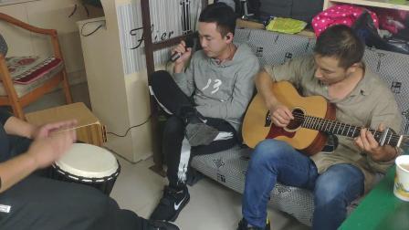 安河桥【随性版】c.x&李伟&丽江盘子