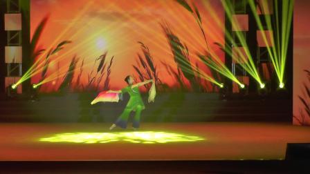 丹阳市第四届群众舞蹈大赛颁奖晚会,春晓三月,小荷艺术培训中心