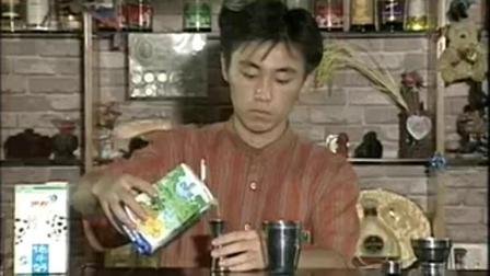 09、水果汁调制-太阳女(主料百香果汁)