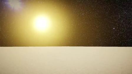 我的世界动画-月亮表面-Stingray Productions