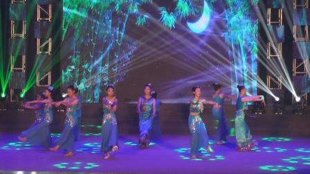 丹阳市第四届群众舞蹈大赛颁奖晚会,少儿舞蹈,傣家小妹走过来,哎咔舞蹈艺术培训中心