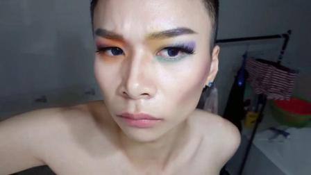 我的彩妆展示