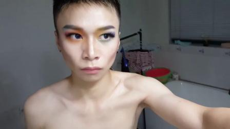 我的彩妆自拍展示