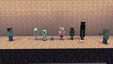 我的世界动画-怪物学院-面具之墓-Lost Edge