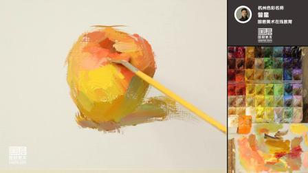 「国君美术」色彩静物单体训练可以提高后期画面的完成度
