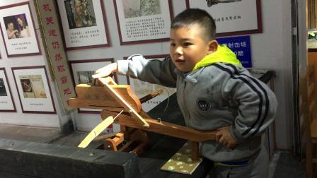 【快7岁】3-5哈哈玩三国志三国杀里面诸葛连弩射击游戏IMG_0244