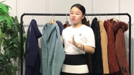 仿水貂大衣130一件,2斤重左右,超级柔软舒适,做出来一件成本200左右