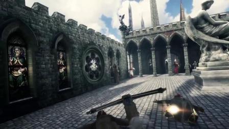 VR动作暴力游戏《In Death Paradise Lost 》公布预告片