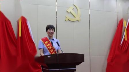 襄阳:为居民服务是我最大的幸福 宣讲人:襄阳市樊城区水星台社区刘晓琳