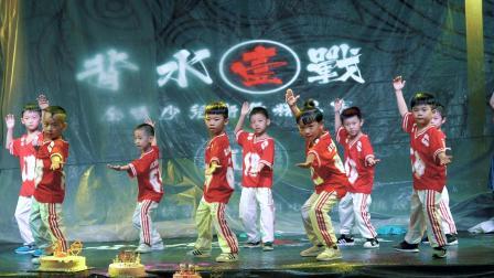 背水壹战 全国少儿街舞精英赛 齐舞第二组