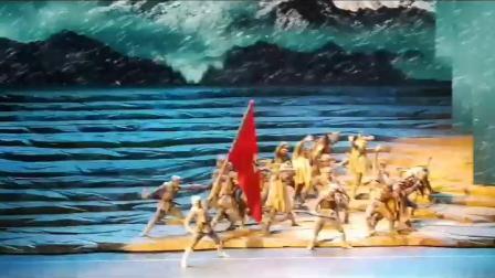 大型舞台剧《不到长城非好汉》在银川隆重首演