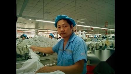 服装厂流浪汉表演 朱坤