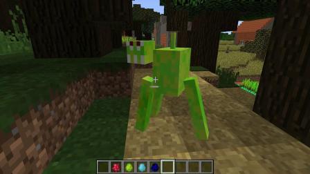 我的世界动画-外星敌对生物模组2-Stingray Productions