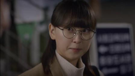 爱剪辑-善宇偷跑到宝拉学校尴尬一幕,宝拉亲吻道歉