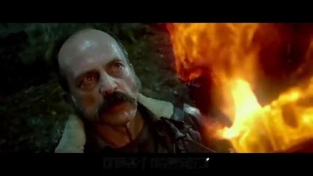 骷髅头燃烧圣火,几分钟看完《灵魂战车2》,重燃蓝色生命之火!