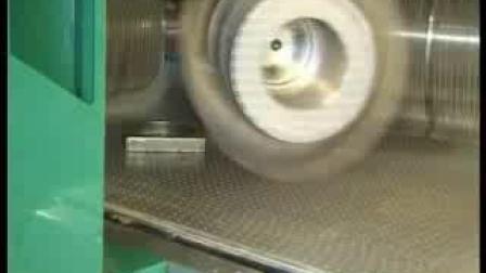 Fladder融渣、氧化皮自动打磨