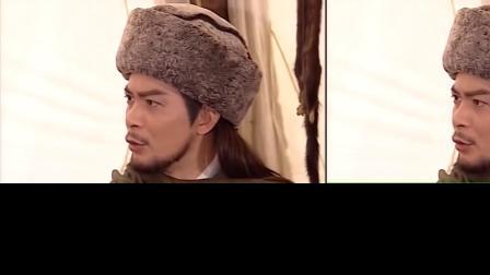 契丹人作为乔峰俘虏,却宁死不屈,最后乔峰赎金都不要放他走了
