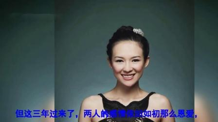 章子怡谈汪峰和女儿一脸幸福,醒醒爱上唱歌表演,戴的项链好有爱