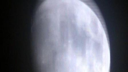 娄底市商业月球探测卫星娄星八号着陆月球拍视频传回娄底市娄星太空探索公司,
