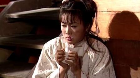 鹿鼎记:阿珂被郑克爽追杀,受尽苦楚,终于记起小宝的好