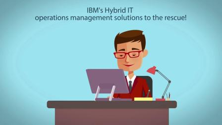 IBM's Hybrid IT Proactive Operations Management solutions to the rescue!