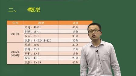2018年安徽招教考试-教育综合知识课程-模块精讲班-教育综合知识-王华东-1_(new)