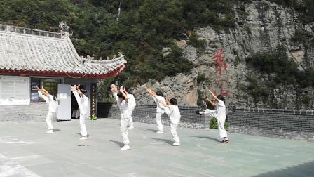武当山青少年武术班