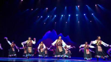 山南艺术团《卓舞》片段